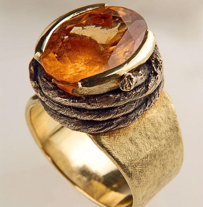 anello NODO SINGOLO 4 – serie 'nodi'