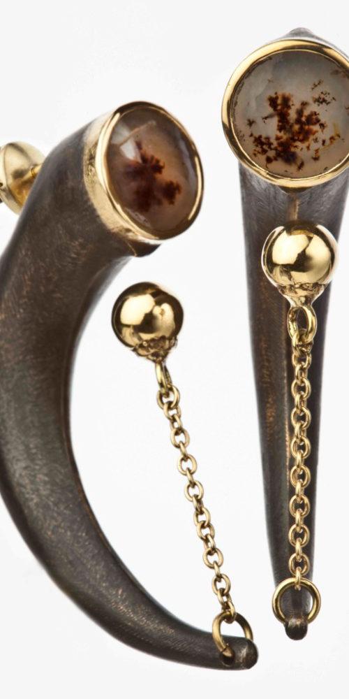 orecchini MAGNETIC 4 – serie 'magnetica'