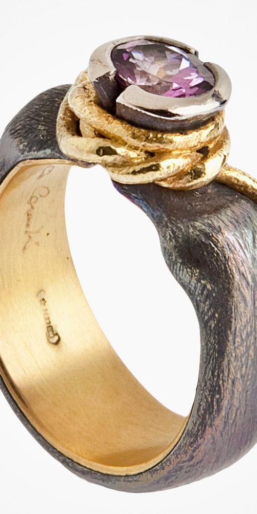 anello NODO SINGOLO 2 – serie 'nodi'