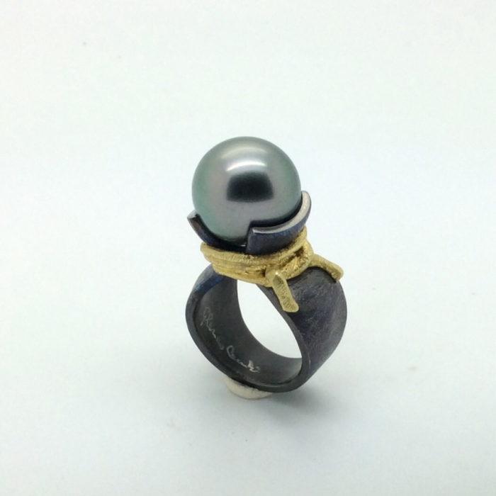 anello nodo singolo 1 – serie 'nodi'