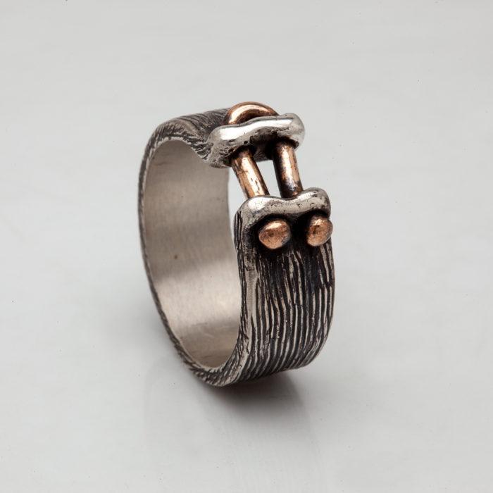 anello SCRAPE 4 – serie 'andrós'