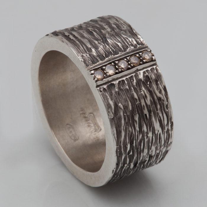 anello SCRAPE 5 – serie 'andrós'