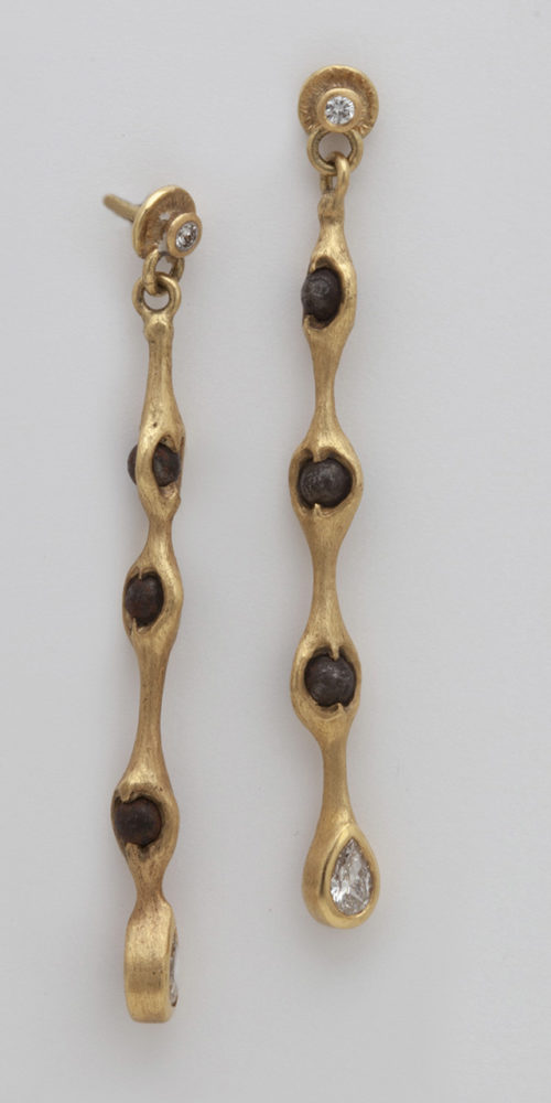 orecchini VERTICAL SEEDS – serie 'seeds'