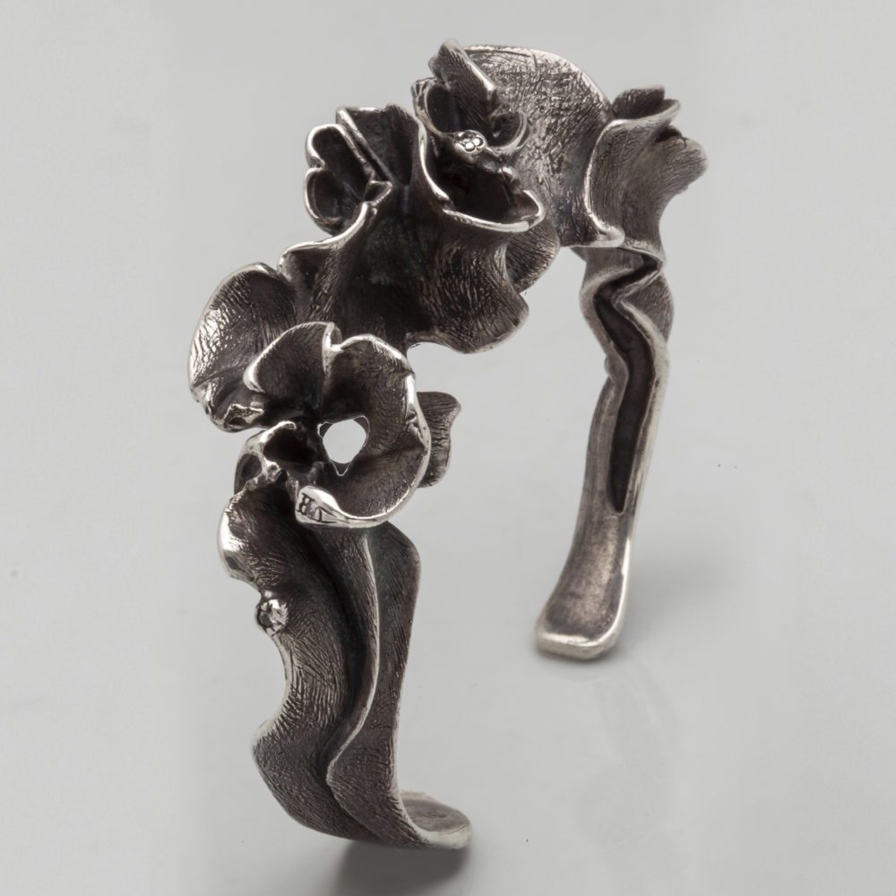 bracciale CHIAROSCURO – serie 'baroque'