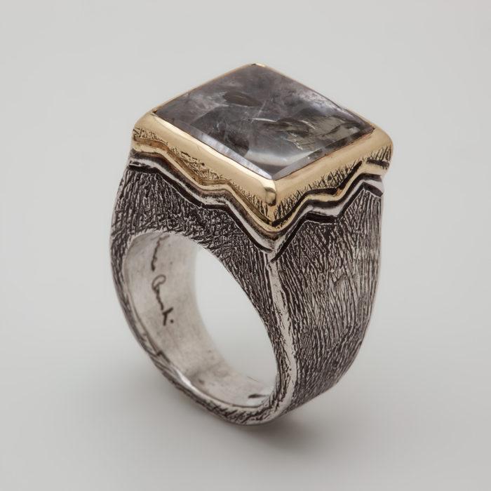 anello STONE 4 – serie 'stonetale'