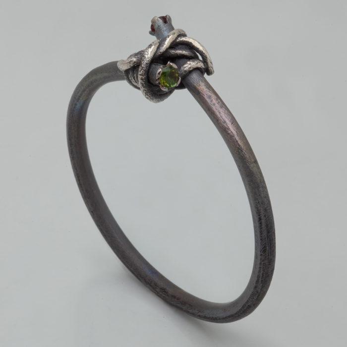 bracciale NODO PICCOLO – serie 'nodi'